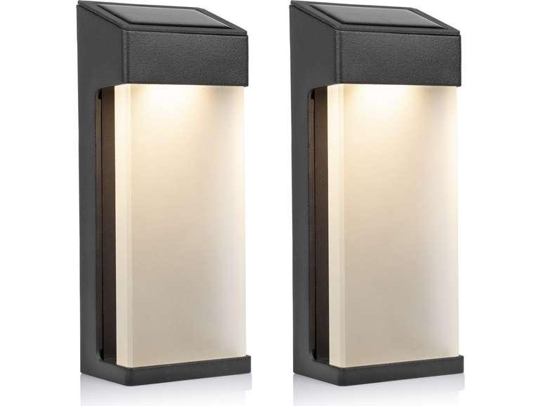 Smartwares 2er Pack LED Solarleuchten OSL-50010 für 25,90€ inkl. Versand (statt 32€)