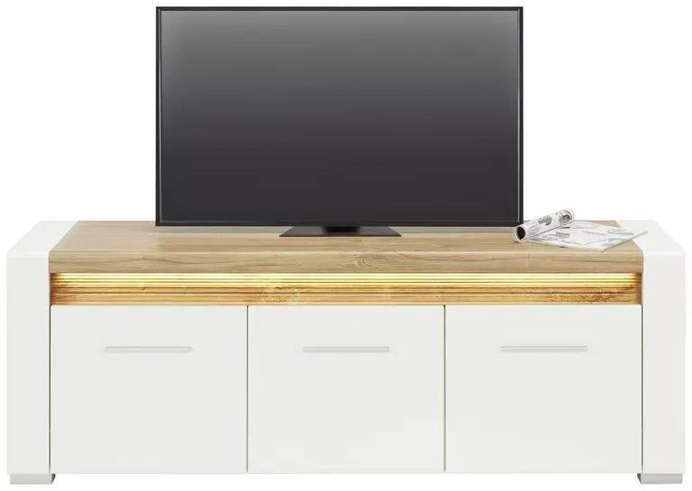 Mömax Modern Living TV-Element in Weiß Hochglanz für 203,29€ inkl. Versand (statt 264€)