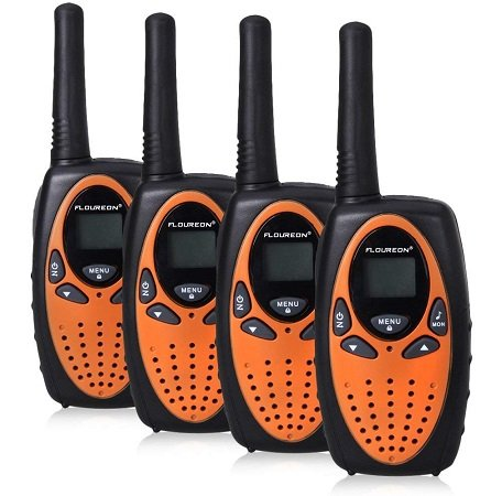 4 Floureon PMR Funkgeräte für 19,99€ inkl. Versand (Prime)