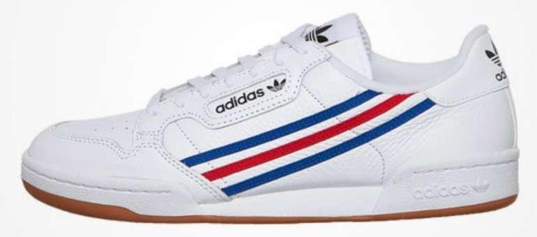 adidas Continental 80 Herren Sneaker für 48,97€ inkl. Versand (statt 61€)