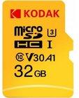 32GB Kodak Micro SD TF Card UHS-I U3 A1 V30 100MB/s für 4K Aufnahmen nur 9,24€