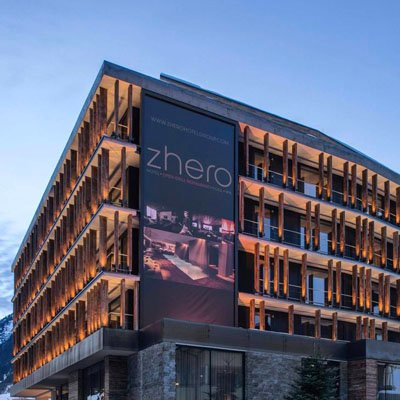 1 ÜN im 5* Zhero Hotel in Ischgl inkl. Spa & Late Check-Out ab 98,50€ p.P.
