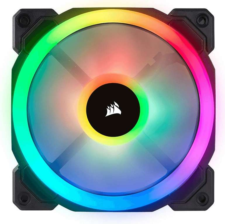 Corsair LL140 RGB 140mm Gehäuselüfter für 19,99€ inkl. Versand (statt 30€)