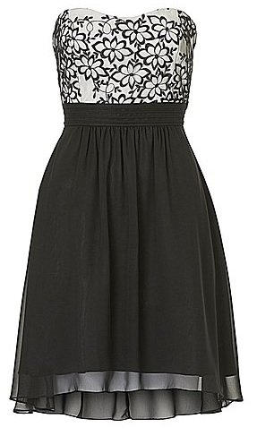 Vera Mont Sale mit Kleidern, Blusen u.v.m., z.B. Schwarzes Kleid für 49,99€