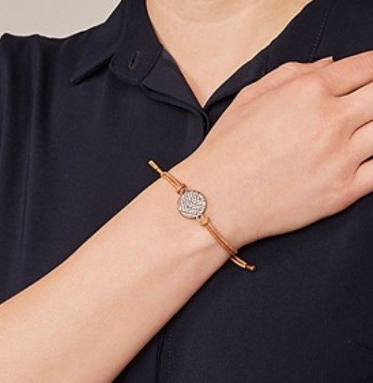 Fossil JF02746791 Chevron Glitz Damen Armband für 27,30€ inkl. Versand (statt 32€)