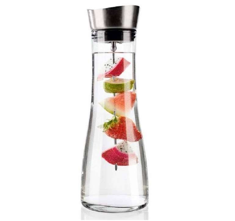 Ernesto Wasserkaraffe mit 1 Liter Fassungsvermögen für 10,24€ inkl. Versand (statt 17€)