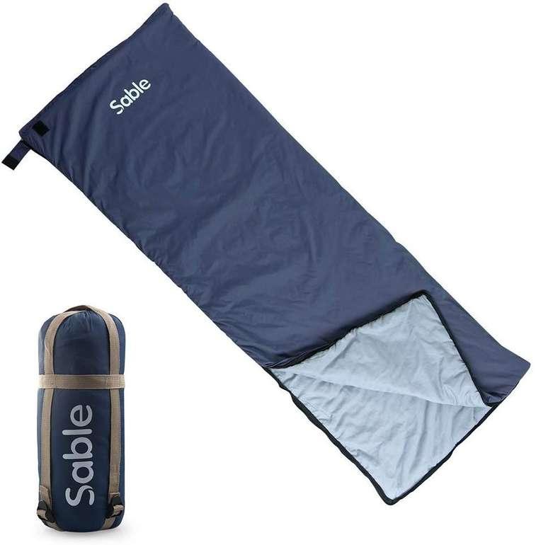 Wasserdichter Sable Schlafsack mit Tragebeutel für 9,99€ inkl. Prime Versand (statt 19€)