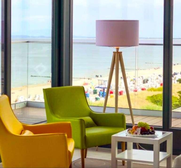 Usedom: 2 Nächte im 4* Seetelhotel Kaiserstrand Beachhotel inkl. Dinner + gratis Wellness ab 109€ p.P