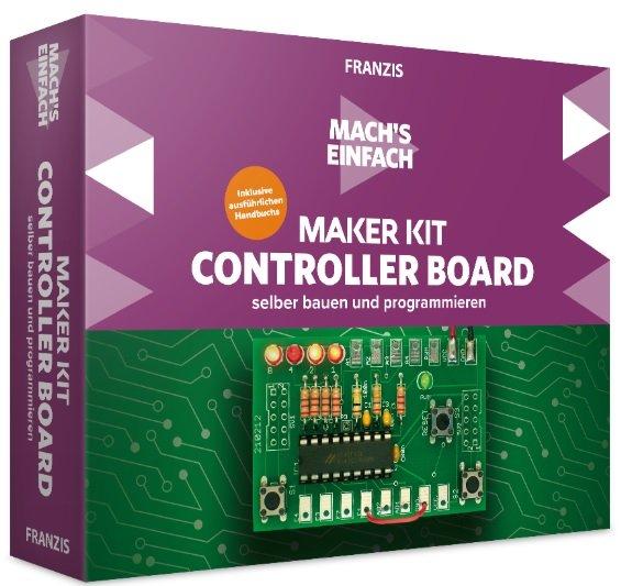 Maker Kit Controller Board selber bauen und programmieren für 17€ inkl. Versand (statt 23€)