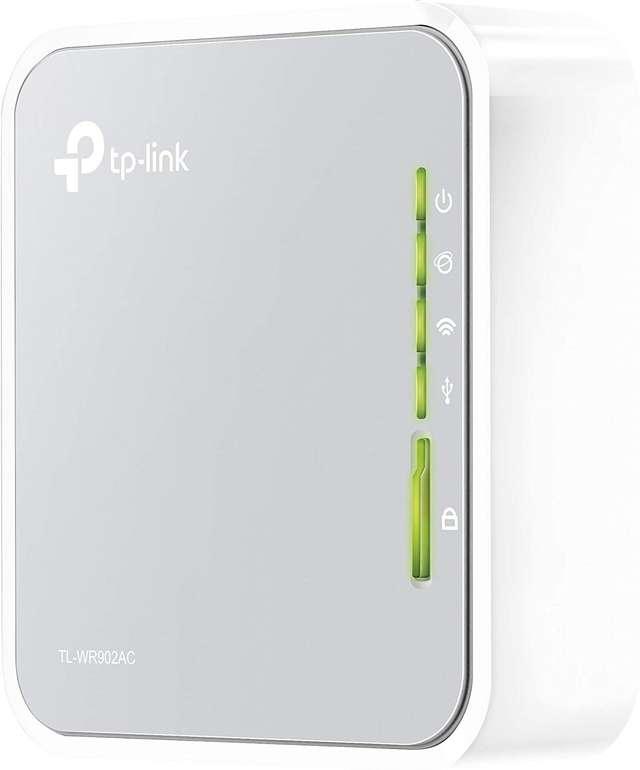 TP-LINK W-LAN Router (TL-WR902) für 23,98€ inkl. Versand (statt 36€)