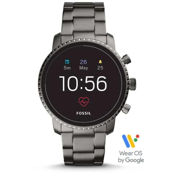Fossil Q Explorist HR Herren Smartwatch (4. Generation) für 177,65€ (statt 208€)