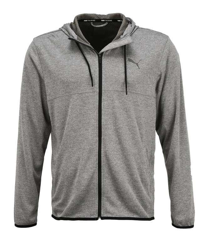 "Puma Herren Sweatshirt ""Full Zip Knit"" für 19,96€ inkl. Versand (statt 53€)"