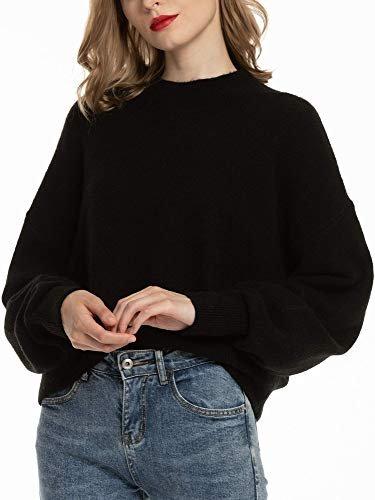 Woolen Bloom Damen Oversize Strickpullover in verschiedenen Farben für je 22,19€ (Prime)