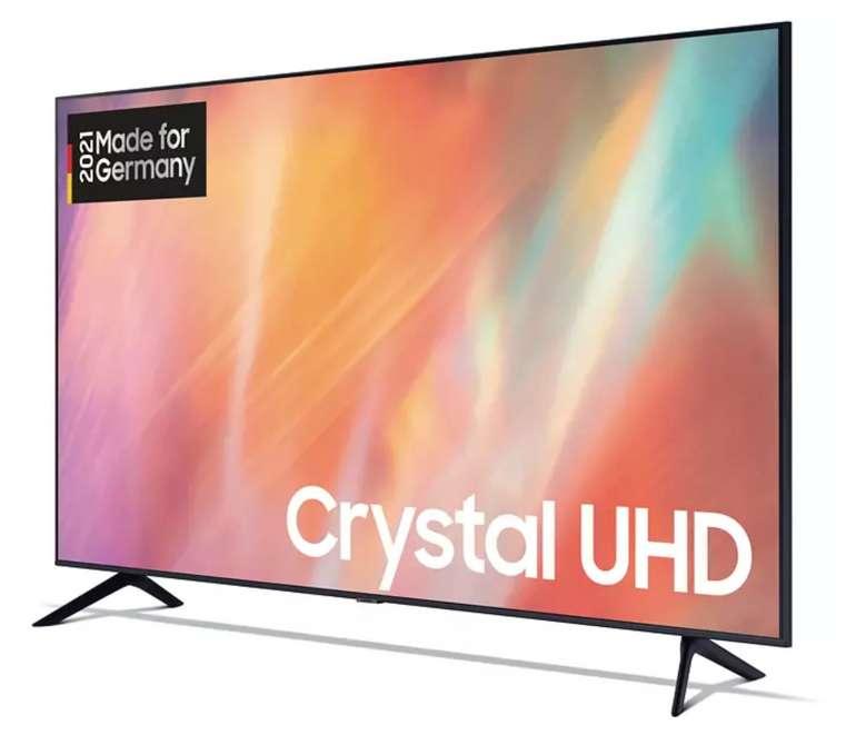Samsung GU43AU7179 LED TV (Flat, 43 Zoll / 108 cm, UHD 4K, SMART TV, Tizen) für 332,99€inkl. Versand (statt 389€)
