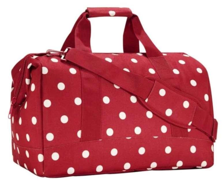 Reisenthel Ruby Dots Reisetasche (Größe L, 30 Liter Volumen) für 19,99€ inkl. Versand (statt 29€)