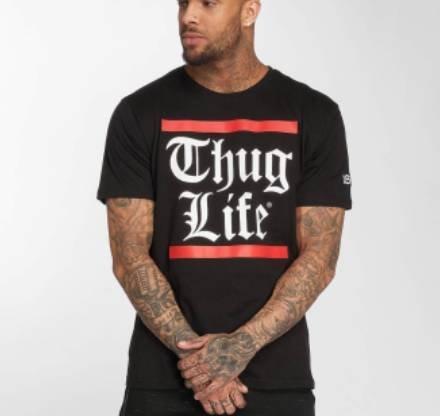 20% Rabatt extra auf alles bei Kapatcha - z.B. Thug Life Herren Shirt für 10,79€