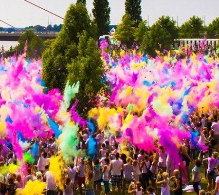 20% Extra Rabatt auf Lokales bei Groupon - zB 2 Tickets Holi Festival für 20,79€