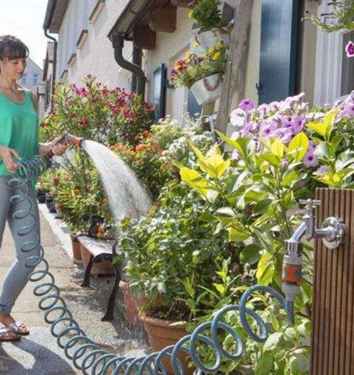 10m Gardena Terrassen-Schlauch mit Brause für 24,34€ inkl. Versand (statt 38€) - Newsletter Gutschein!