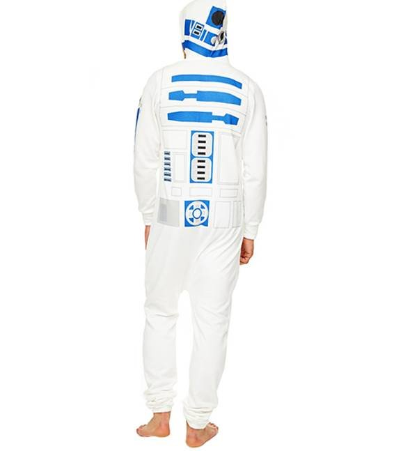 Groovy Star Wars Jumpsuits mit Kapuze für je 5,55€ zzgl. 3,95€ Versand