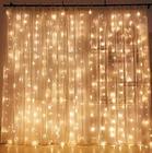 5 LED Lampen günstiger auf Amazon dank Gutschein, z.B. Lichtervorhang für 12,99€