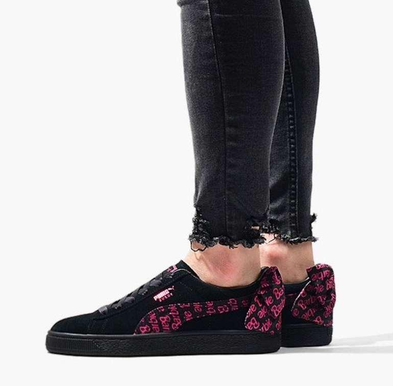 Puma x Barbie Suede Classic Damen Sneaker für 33,94€ inkl. Versand (statt 40€)