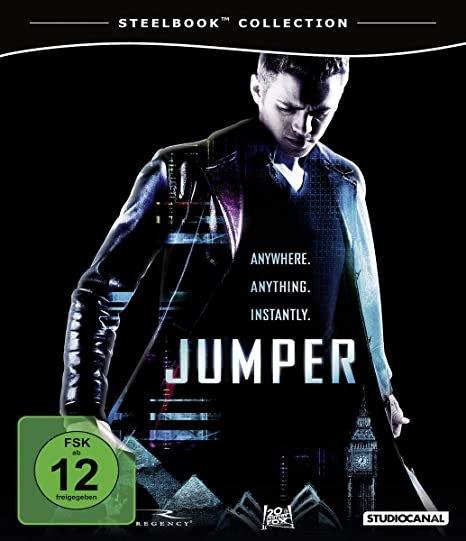 Jumper (Steelbook Edition, Blu-ray) für 7,99€ (Abholung)