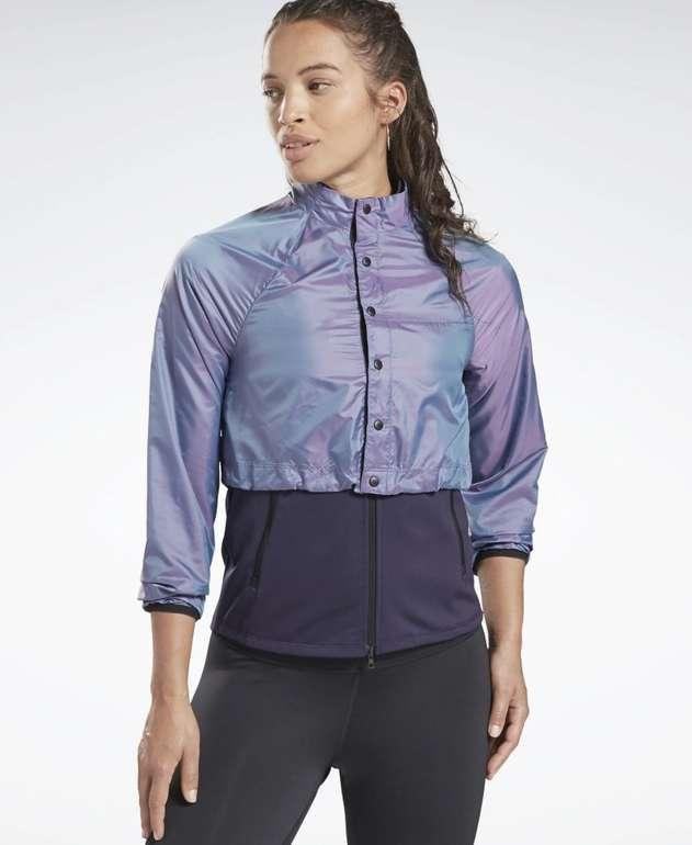 Reebok One Series Damen Running Night Run Jacket für 41,41€ inkl. Versand (statt 66€)