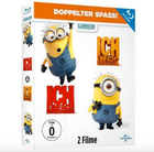 Ich - Einfach unverbesserlich 1 & 2 [Blu-ray] für 10,39€ (statt 25€)