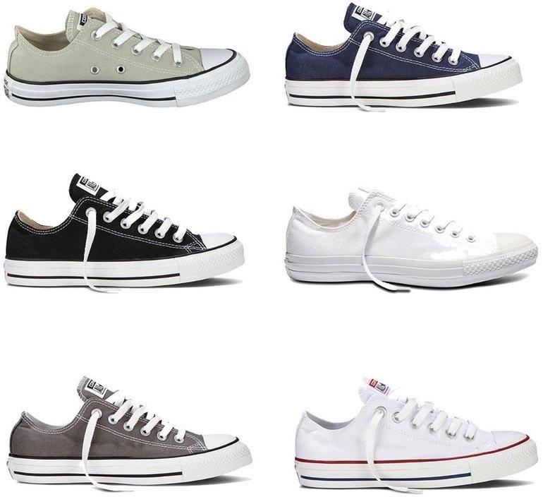 Converse Chucks Low Basic Classic Sneaker für 31,99? inkl..