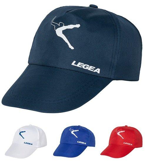 Legea Basecap Kappen für je 6,14€ inkl. Versand (statt 12€)