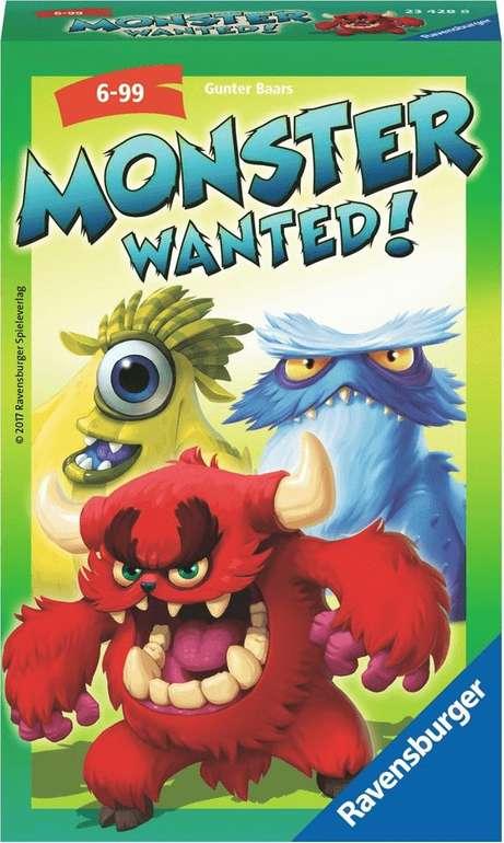 Ravensburger Monster Wanted! Spiel für 2,99€ bei Filiallieferung (statt 9€)