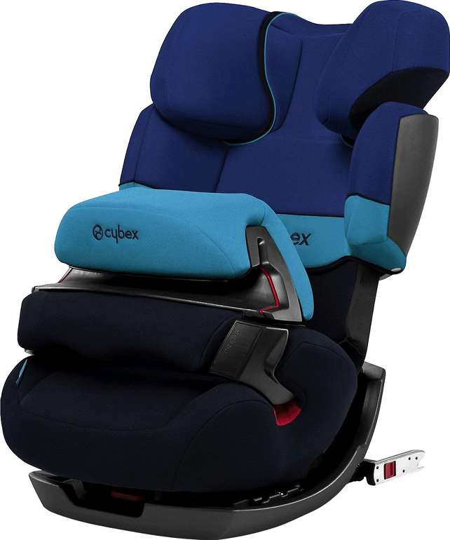 Cybex Silver Kindersitz Pallas-fix Blue Moon für 154,99€ inkl. Versand (statt 177€)
