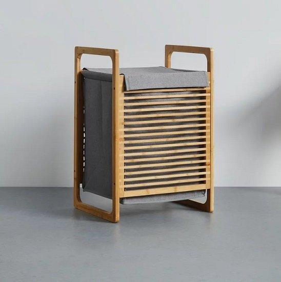 Bessagi Home Aufbewahrungsbox Bamboo aus Bambusholz für 19,88€ inkl. Versand (statt 35€)
