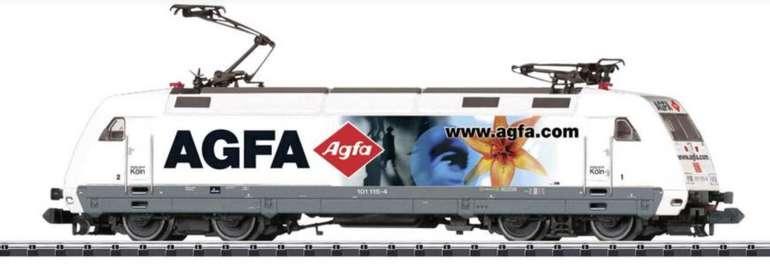 SMDV Black Week Angebote mit Spielwaren & Modeleisenbahnen - z.B. MiniTrix T16084 N E-Lok BR 101 für 169,99€