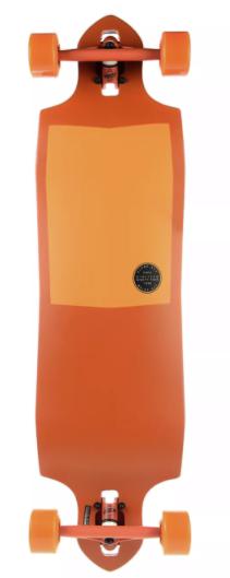 "Globe Sledgehog Fibercarve 37.5"" - Longboard in Orange für 83,26€ inkl. Versand (statt 130€)"