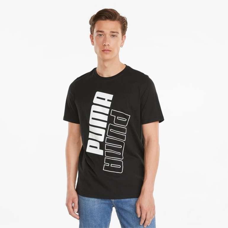 Puma Power Herren T-Shirt in 4 Farben für je 14,95€ inkl. Versand (statt 20€)
