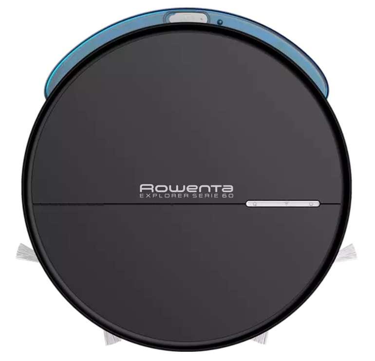 Rowenta RR7455 Explorer 60 Animal Connect Saugroboter + RO4859 Compact Power Staubsauger für 378,95€