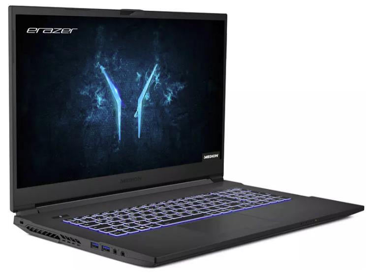 """Medion Erazer® Defender P10 (MD 61798) Gaming Notebook mit 17,3"""" (i5 Prozessor, 16 GB RAM, 512 GB SSD) für 1099€ inkl. Versand (statt 1296€)"""