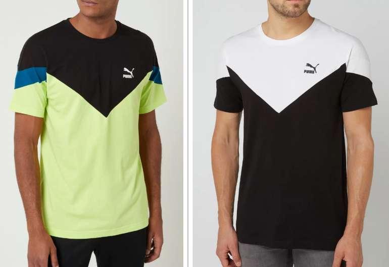 Puma Performance T-Shirt aus Baumwolle in 2 vers. Designs zu je 14,99€inkl. Versand (statt 23€)