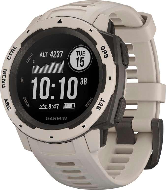 Garmin Instinct Smartwatch (44 mm) in hellgrau für 164,95€ inkl. Versand (statt 213€)