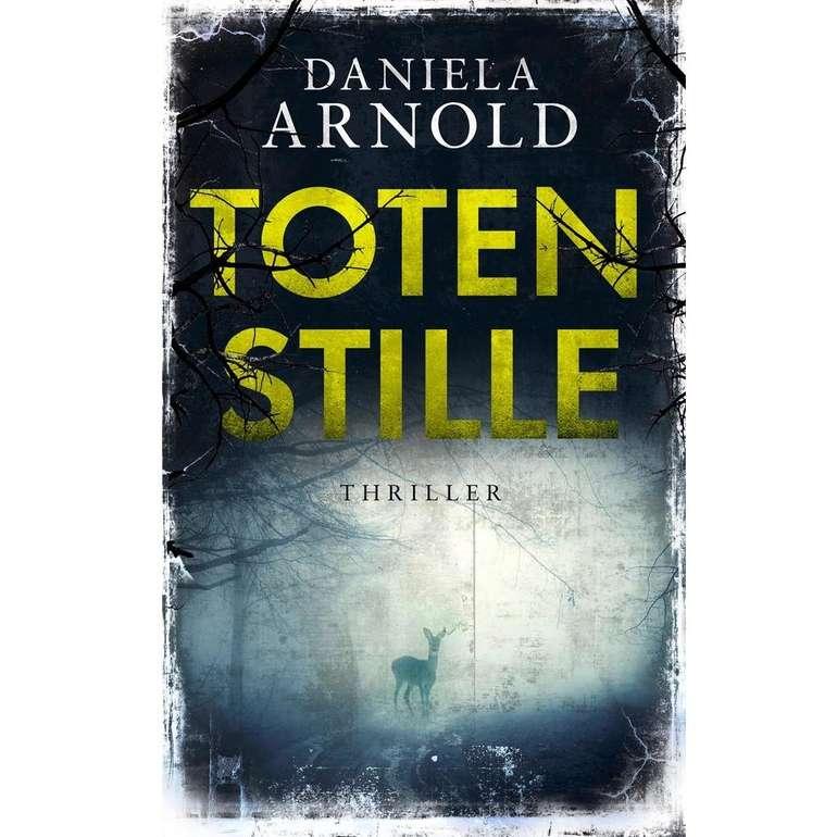"""Hugendubel eBook-Geschenke: """"Totenstille"""" von Daniela Arnold & """"Tausche Alltag gegen Insel"""" von Anne Lux gratis"""