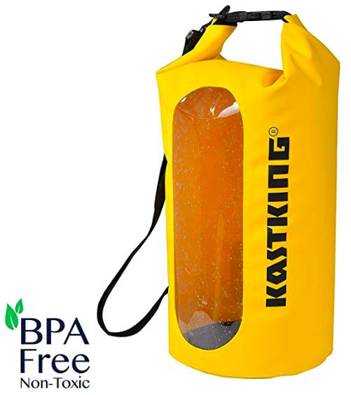 KastKing Dry Bag Trockentasche bzw. wasserdichte Tasche ab 14,38€ (statt 29€)