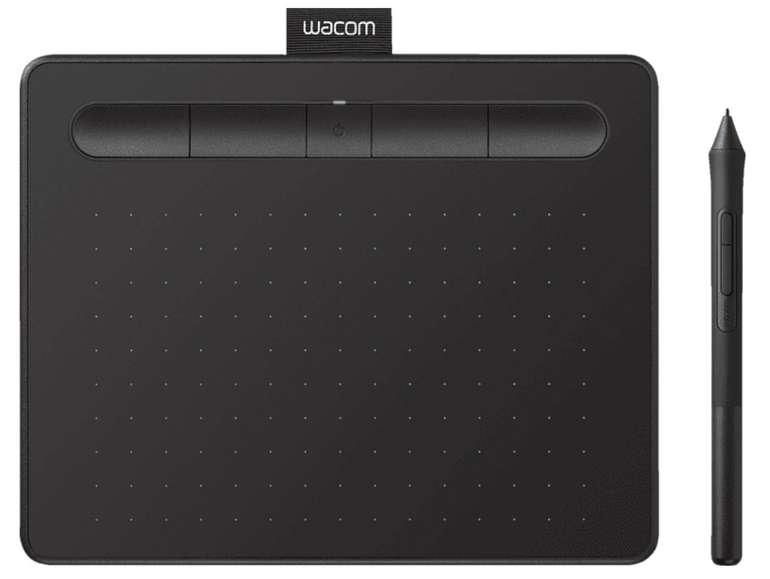 Wacom Intuos S Grafiktablet mit Bluetooth für 59€ inkl. Versand (statt 80€)