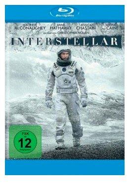 Interstellar (Blu-ray) für 3,56€ inklusive Versand (statt 7€)