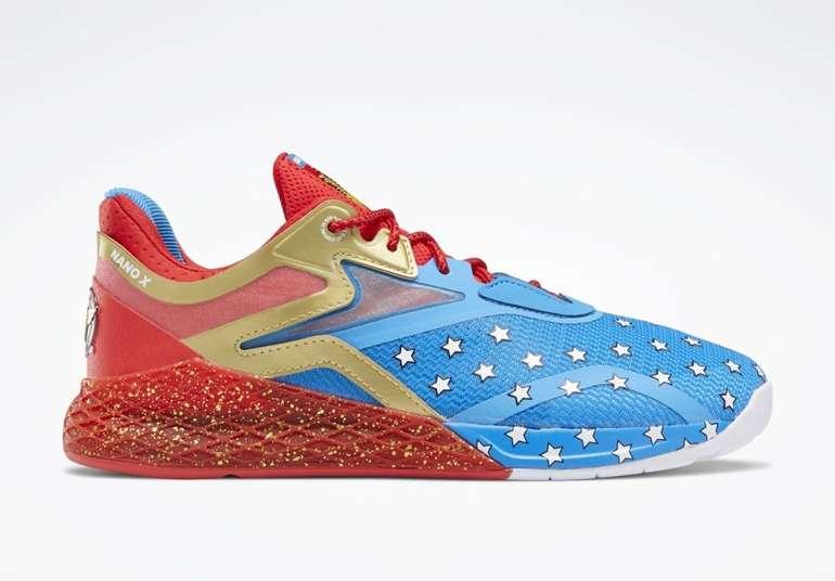Reebok Wonder Woman Nano X Herren Sneaker für 89,97€ inkl. Versand (statt 150€)