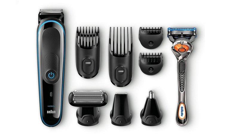 Braun Multihaartrimmer-Set MGK3085 9-in-1-Trimmer für 44€ inkl. VSK (statt 60€)