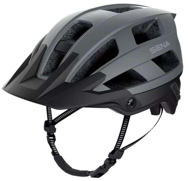 Sena M1-MG00L L Fahrradhelm mit Bluetooth-Intercom (58-62 cm, Matt Grau) für 116,99€ inkl. Versand (statt 169€) - Newsletter