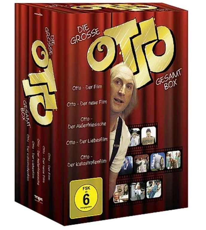 Die grosse Otto-Gesamtbox (DVD) für 11,99€ inkl. Versand (statt 17€) - Newsletter Gutschein!