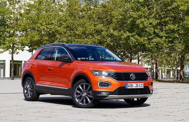 Privat: VW T-Roc Style 1.6 TDI mit 115 PS für 99€ Brutto mtl. leasen (Gebrauchtwagen)