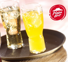 Pizza Hut Free Refill Softdrink-Flatrate an einem Tag (1 Person) für 1€
